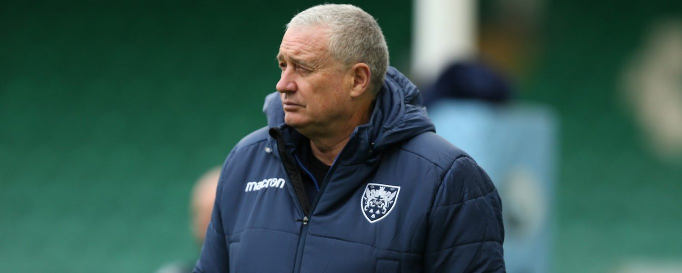 Chris Boyd is director of rugby at Northampton Saints