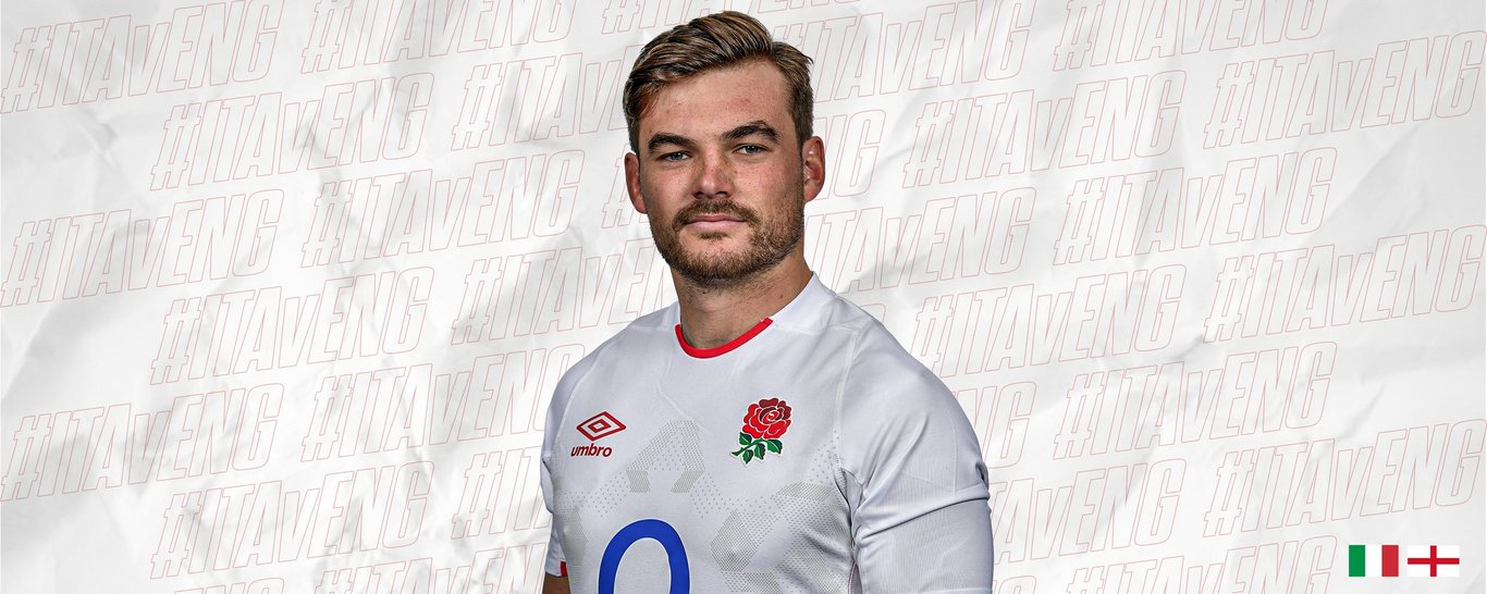George Furbank starts for England