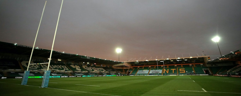Franklin's Gardens stadium – home of Northampton Saints