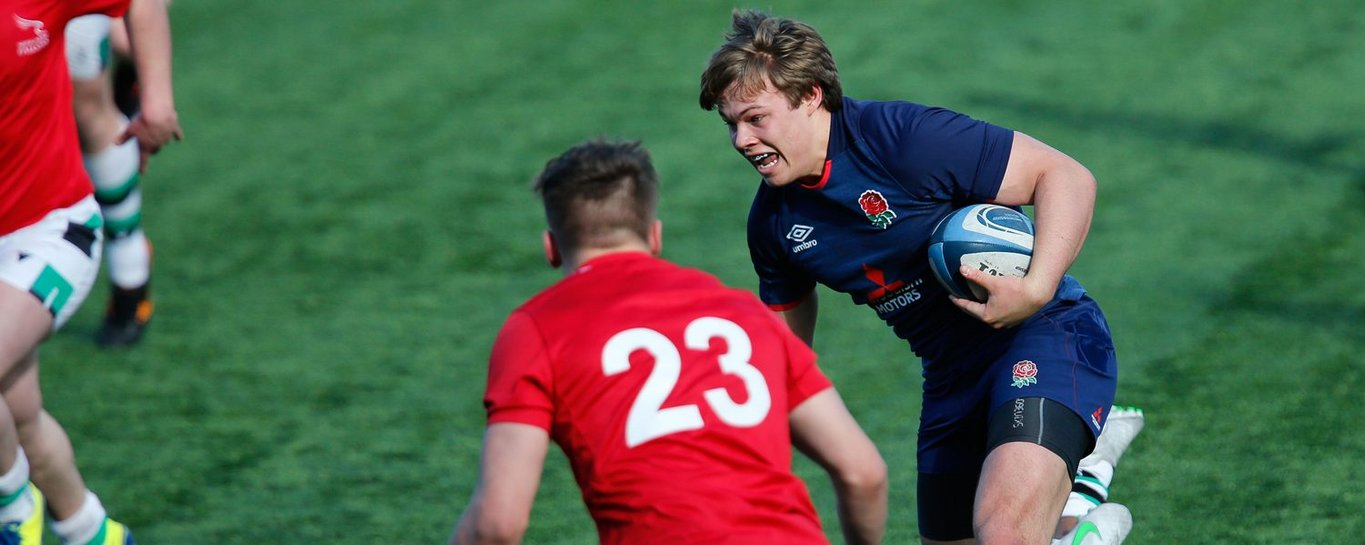 Tom Litchfield has been selected by England U20s
