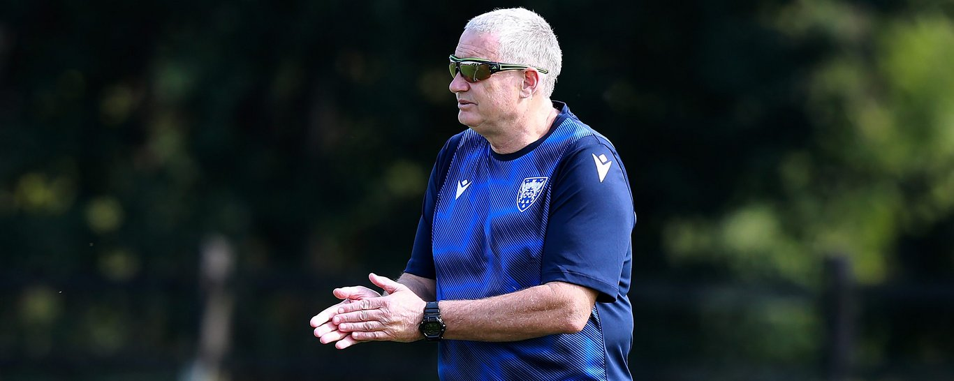 Northampton Saints' Director of Rugby Chris Boyd