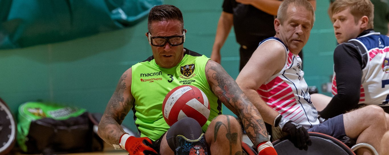 Northampton Saints Wheelchair Rugby team started their season with four wins from four on Sunday.