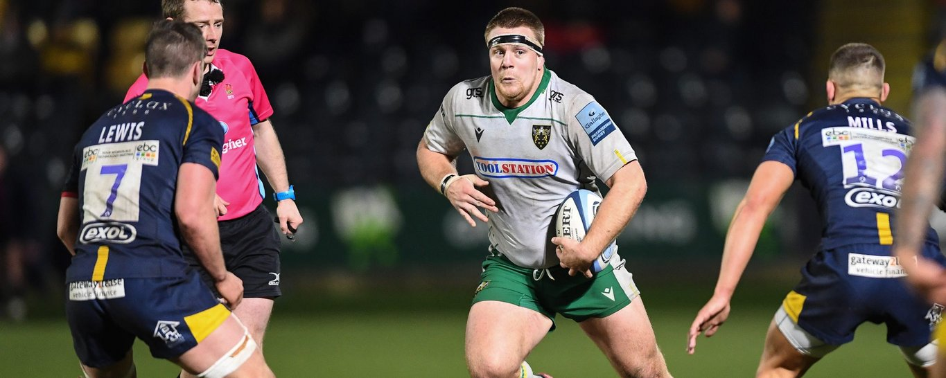 Paul Hill impressed at tighthead for Saints