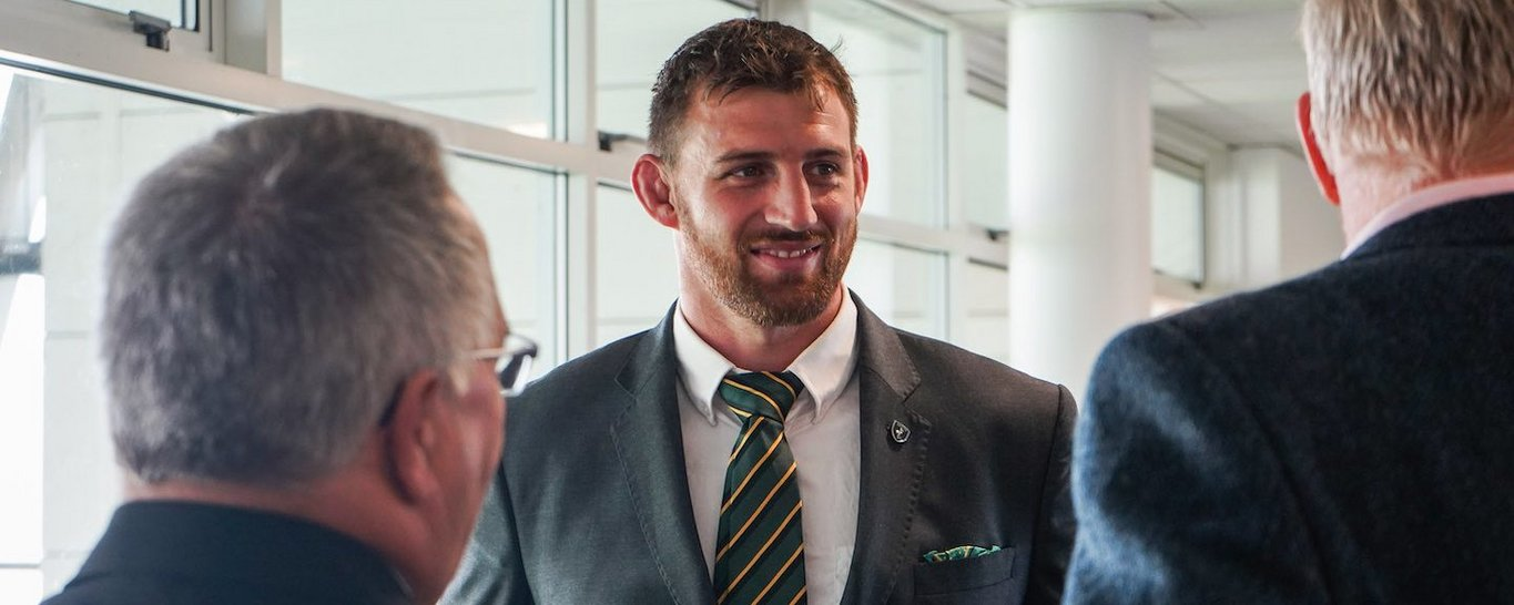 Enjoy hospitality with The Players' Table package at Franklin's Gardens