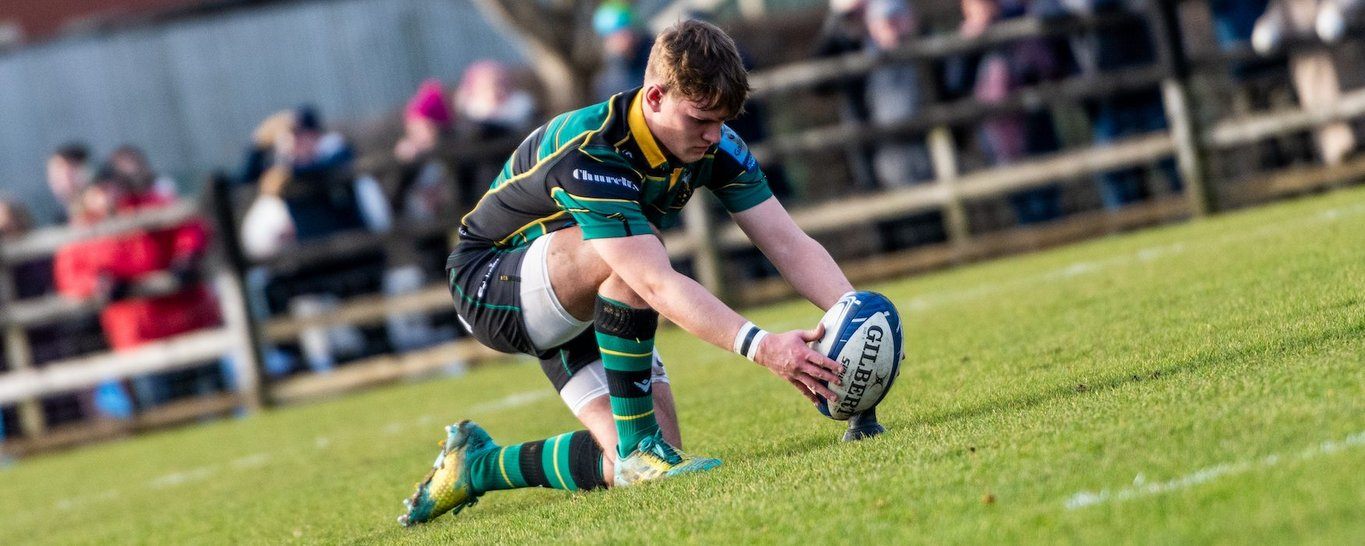 Northampton Saints Academy has a proud history of producing homegrown rugby players