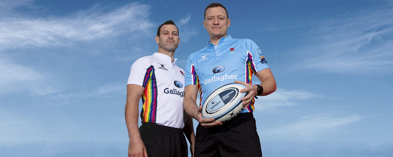 The Rainbow Laces campaign is run by Stonewall to promote LGBT inclusion in sport.
