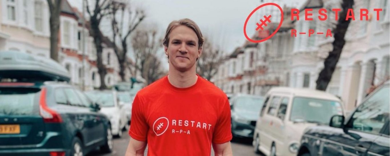 Tom Stephenson is running five marathons in five days