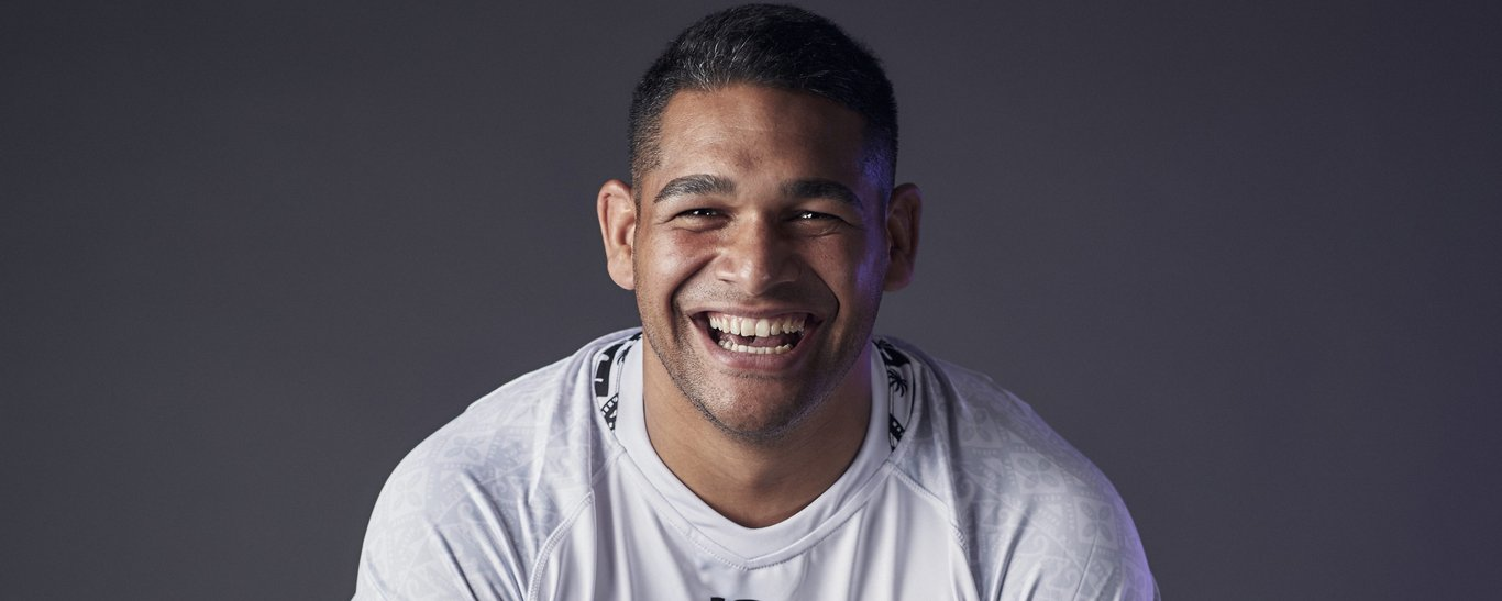 Northampton Saints' Sam Matavesi has been named in the starting line-up for Fiji