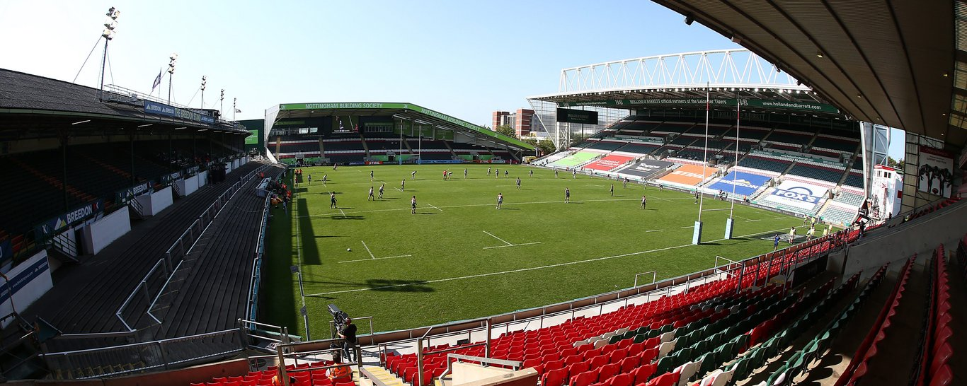 Saints went down to Tigers at Welford Road