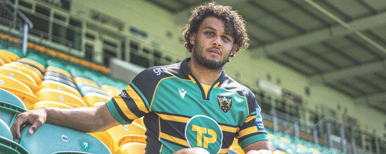 Lewis Ludlam is Northampton Saints' captain