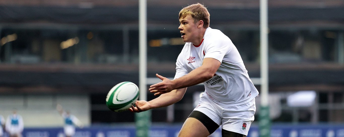 Saints' centre Tom Litchfield makes his first start for England U20s