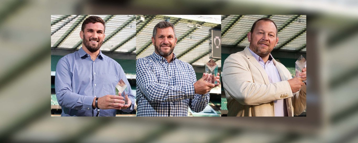Former Saints Paul Grayson, Steve Thompson and Christian Day have been inducted into the Premiership Rugby Hall of Fame.