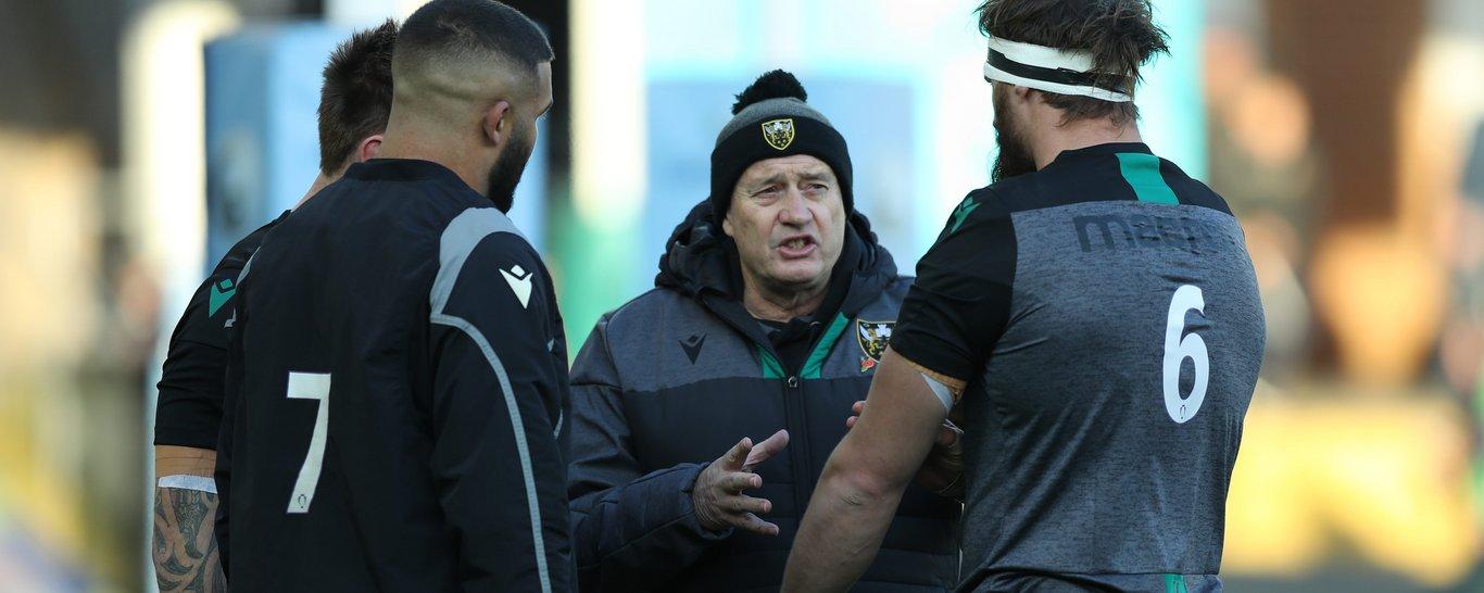 Chris Boyd talks to Tom Wood