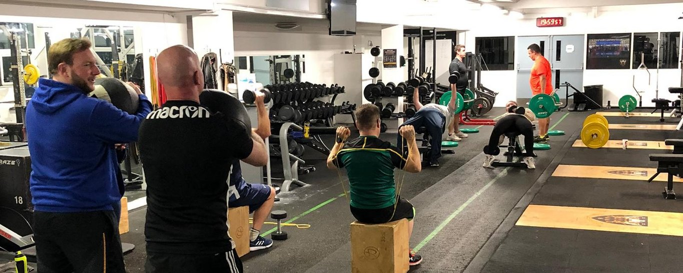 With lockdown restrictions easing, Shape Up with Saints sessions are returning to Franklin's Gardens from next week.