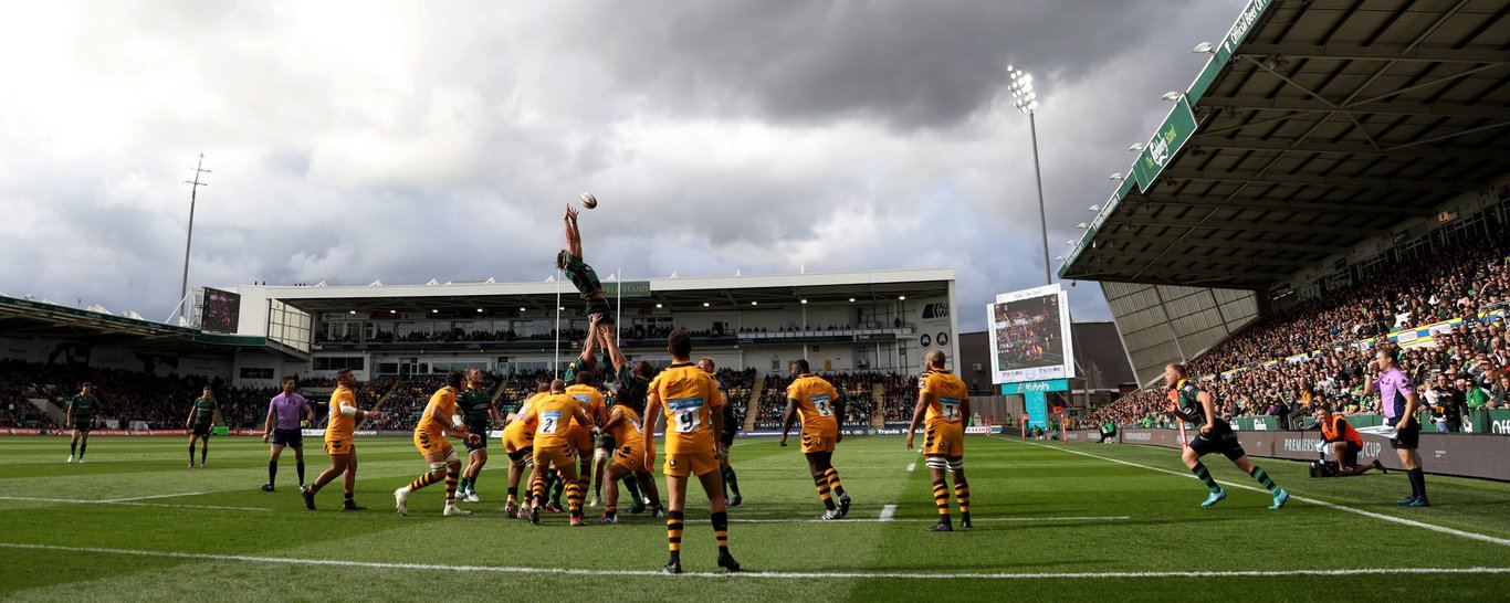 Saints will first take on Wasps at Franklin's Gardens