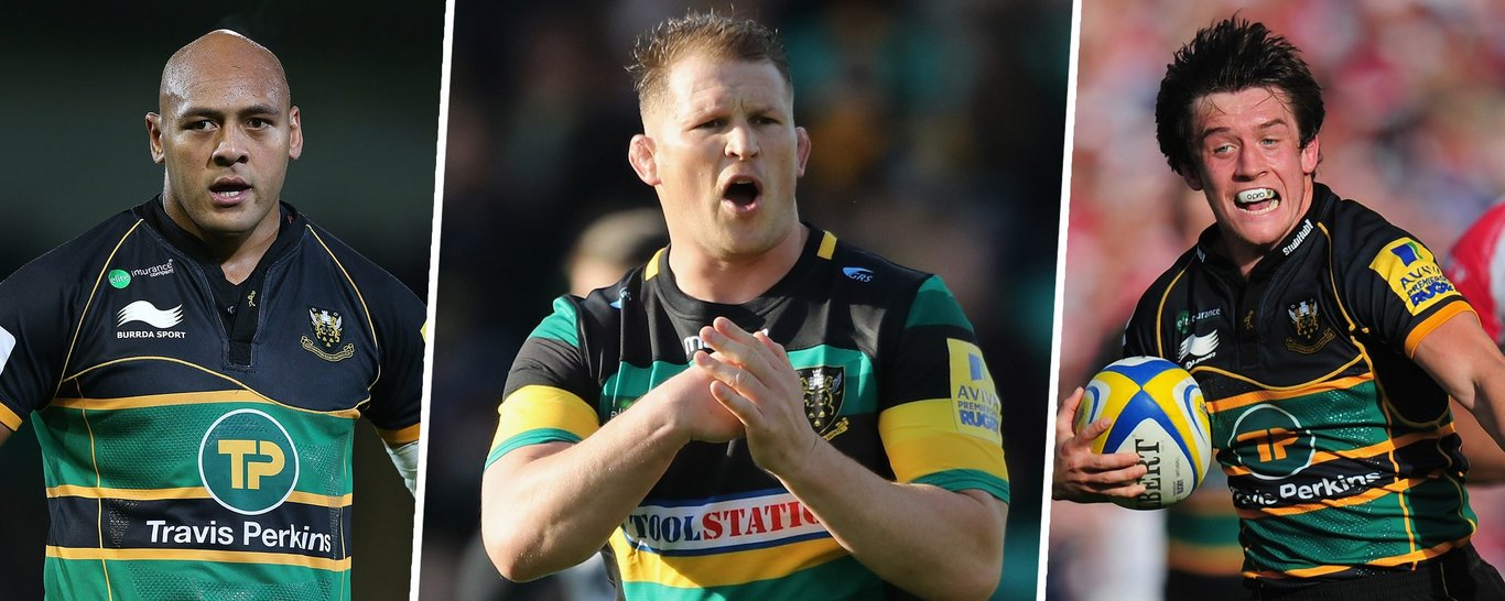 Saints Legends Dylan Hartley, Soane Tonga-uiha and Jamie Elliott return to the Club to host a two-day weekend camp at Stowe School this summer.