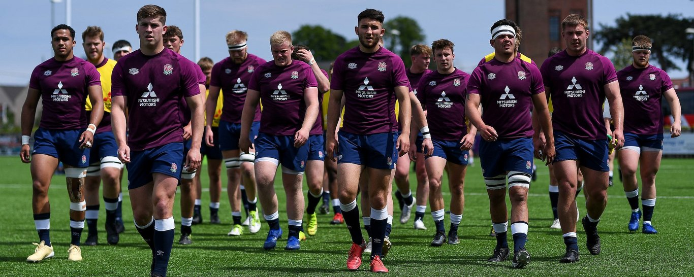 Tommy Mathews has been selected by England U20s