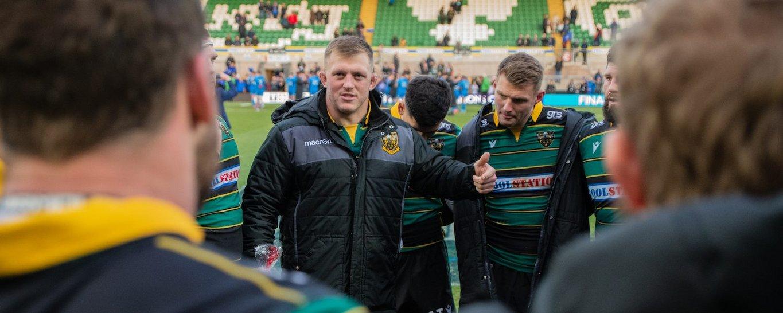 Alex Waller is Saints' Club Captain