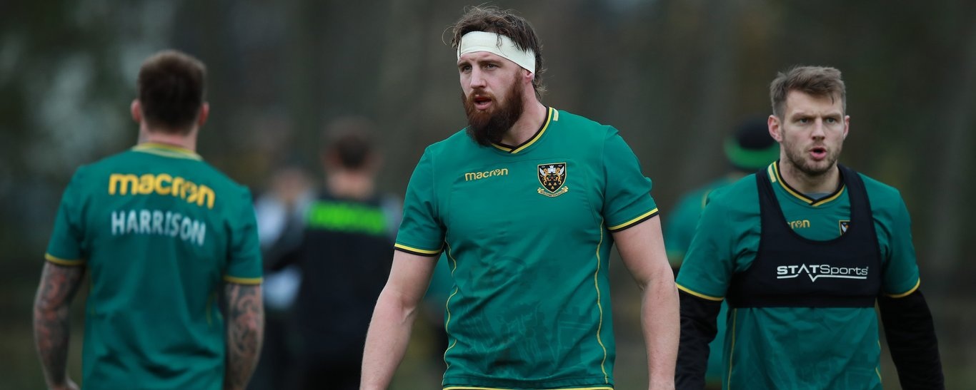 Tom Wood can return to non-contact training immediately