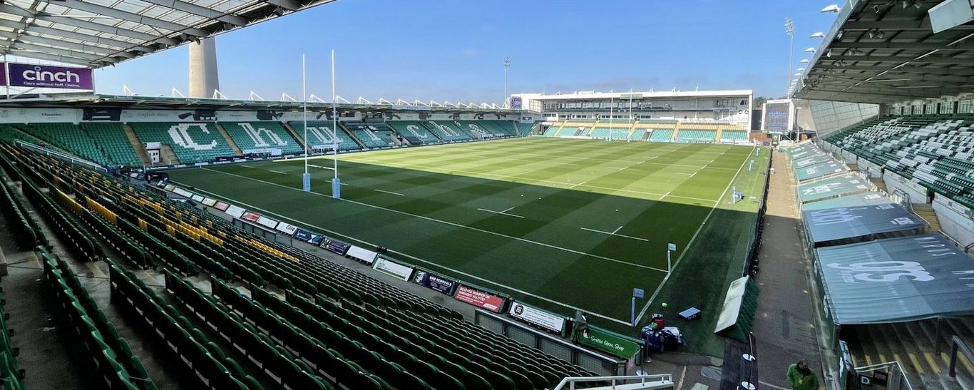 Franklin's Gardens is the perfect venue for your events, book today.