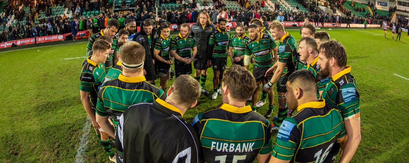 Northampton Saints Player Numbers