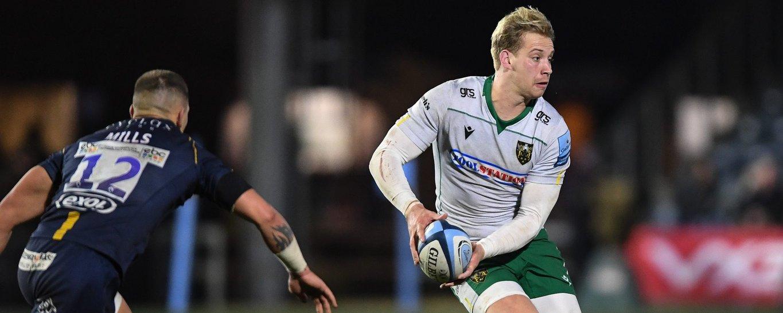 Saints' fullback Harry Mallinder
