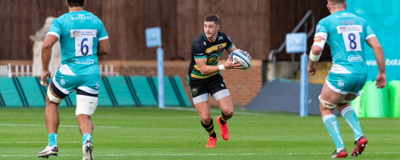 Northampton Saints' James Grayson
