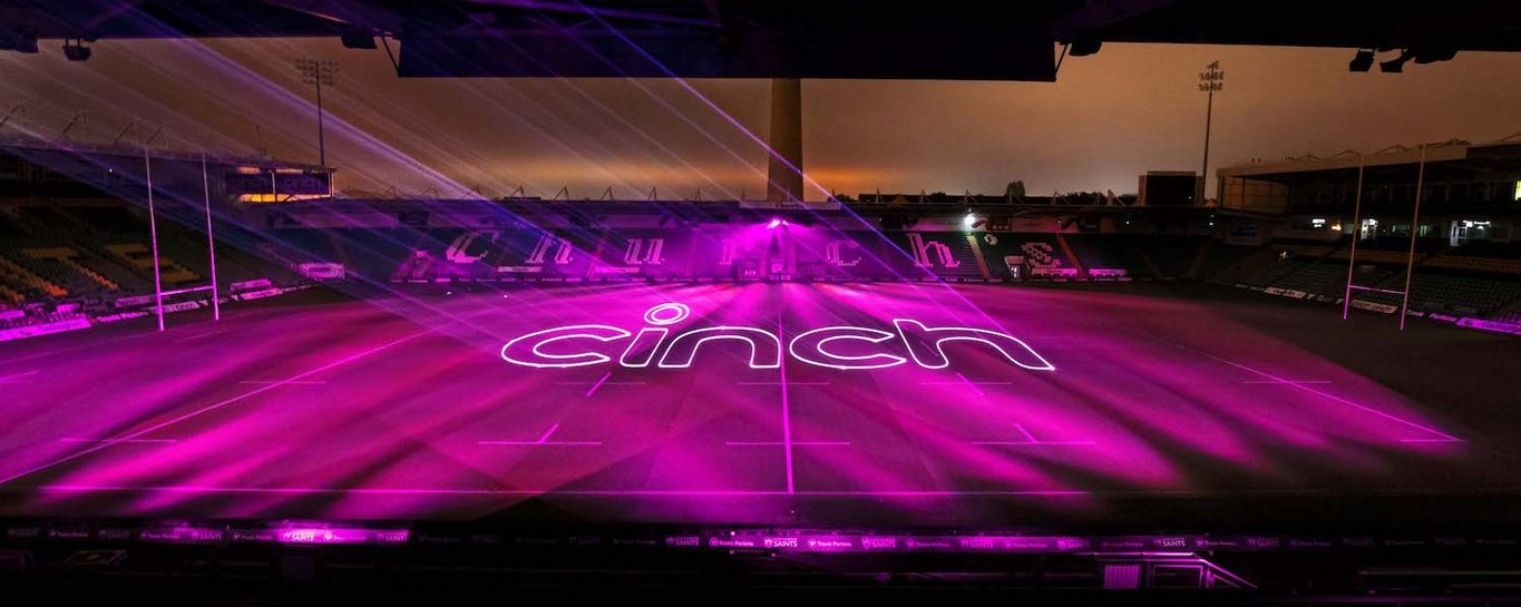 cinch will become the Club's new Principal Partner in 2022/23