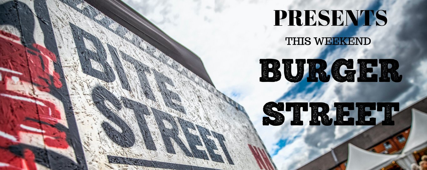 Northampton's popular street food pop-up Bite Street will launch a new eating experience for the town this weekend at Franklin's Gardens – Burger Street