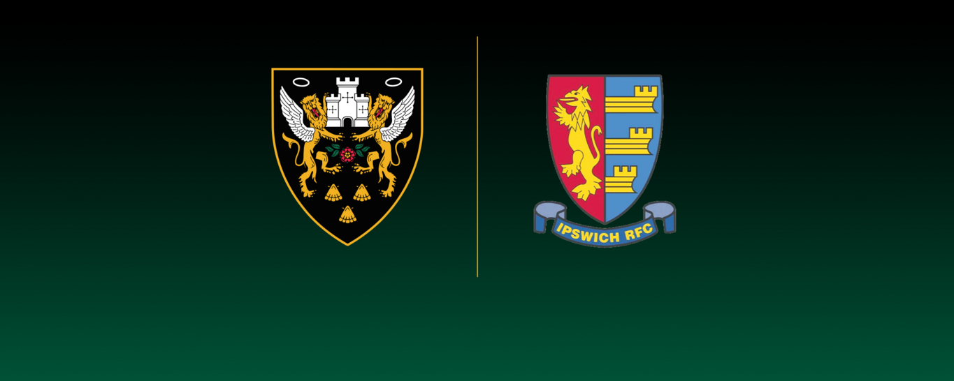 Ipswich RFC become a Northampton Saints Affiliate Club