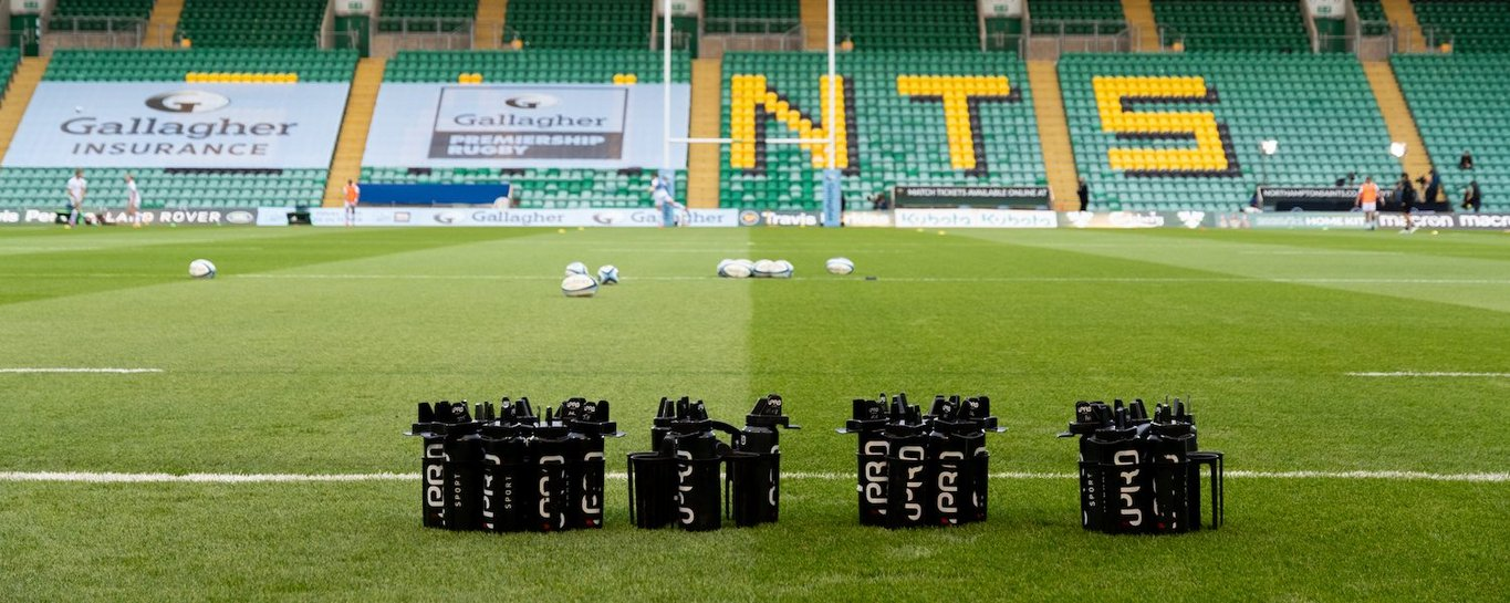 iPRO Hydrate continue as Northampton Saints' Official Hydration Partner