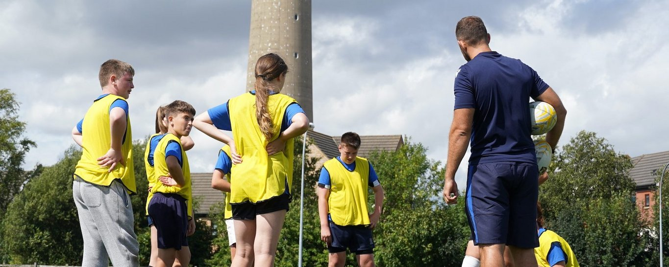 Northampton Saints' Easter Community rugby camps to go ahead as planned.