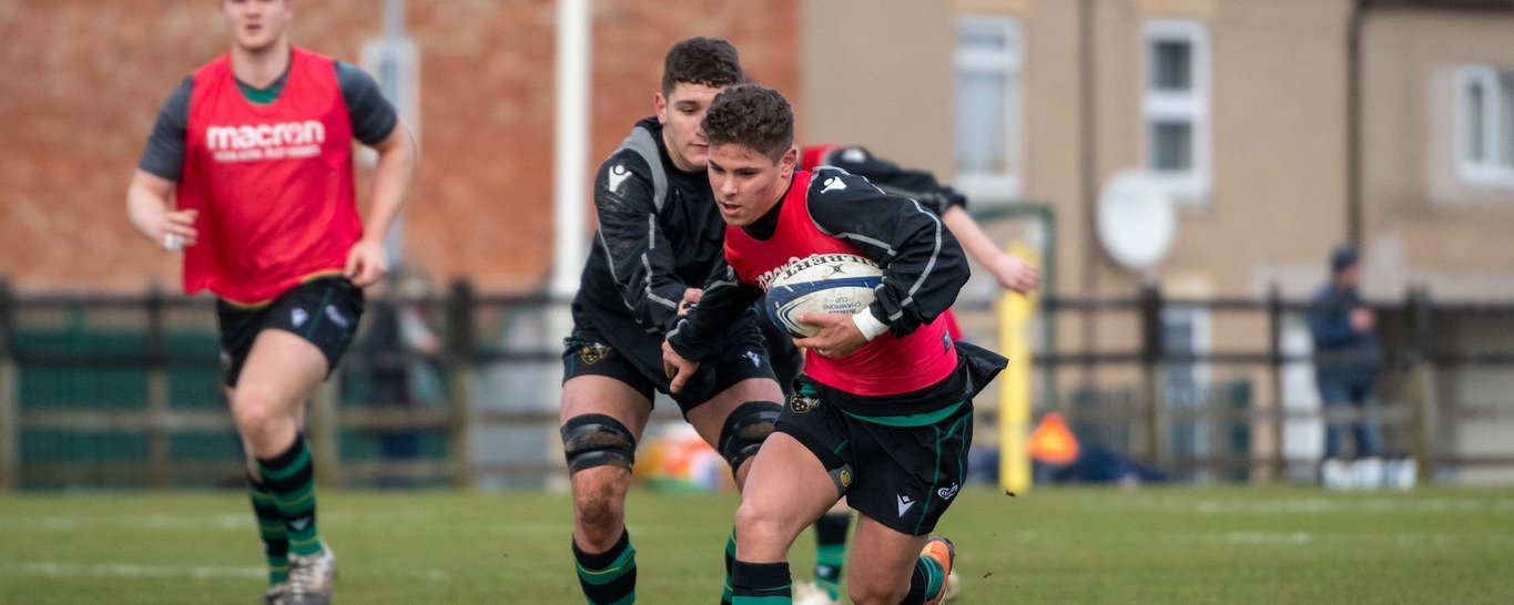 Saints' Academy has a proud history of producing homegrown Saints player