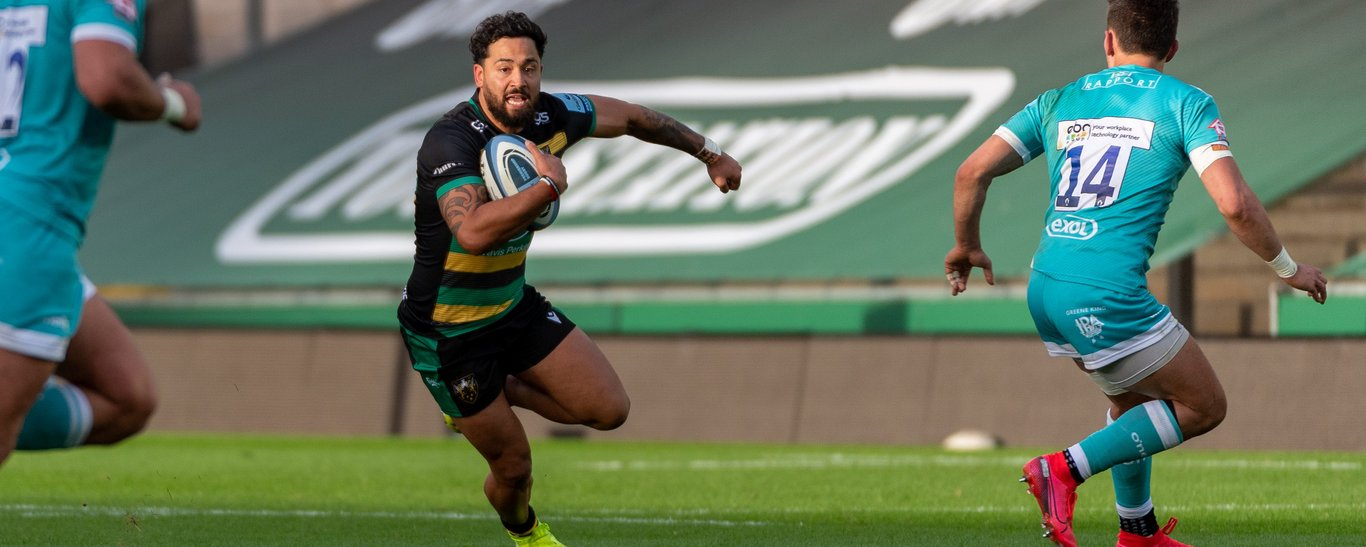 Northampton Saints' Matt Proctor