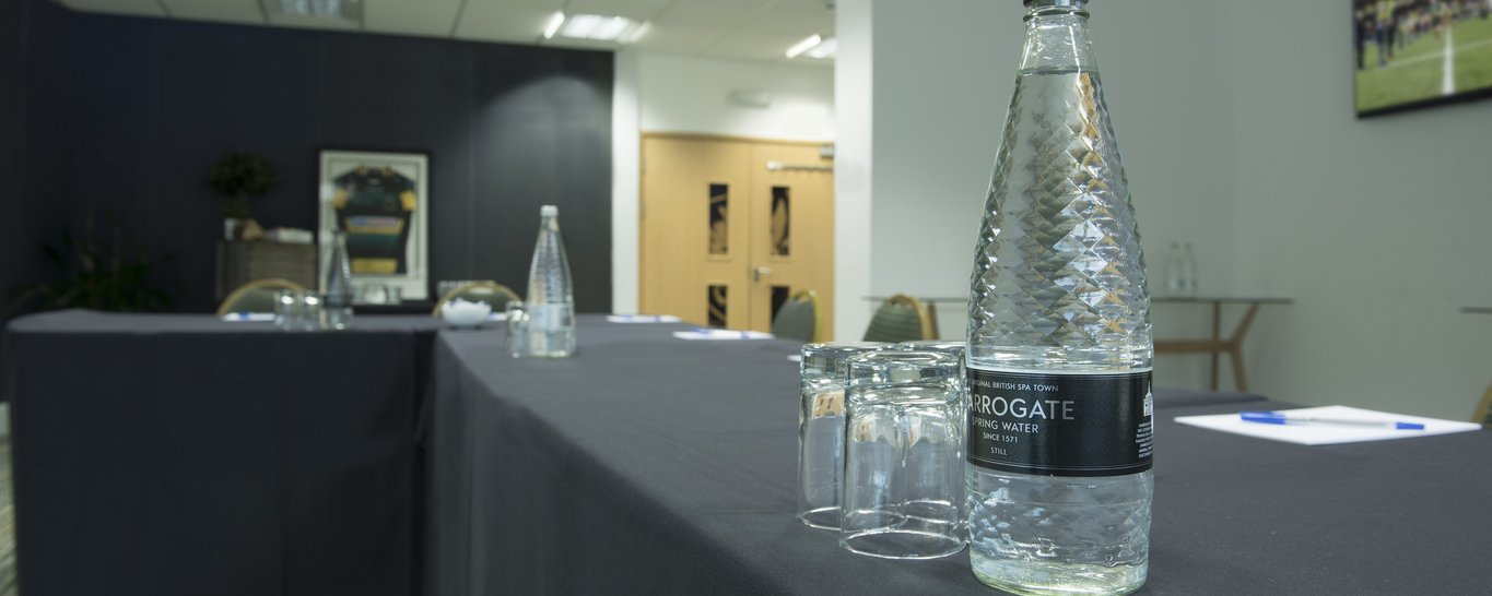 With a dynamic range of rooms available in a unique meeting venue, we're sure Franklin's Gardens has the perfect space for your event.
