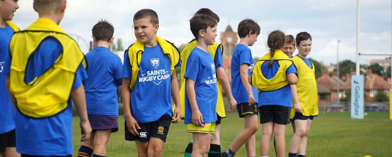 Northampton Saints Community rugby camps to go ahead this Easter.