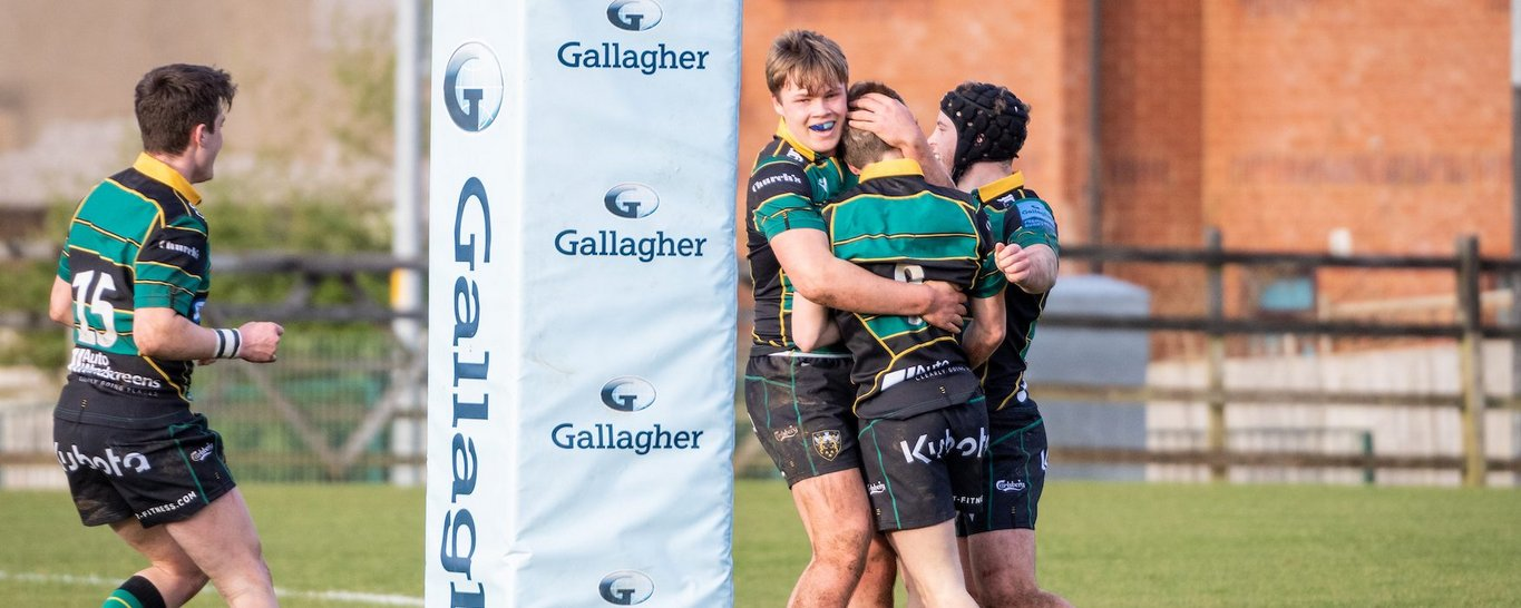 Northampton Saints' Academy has a proud tradition of creating homegrown rugby players.
