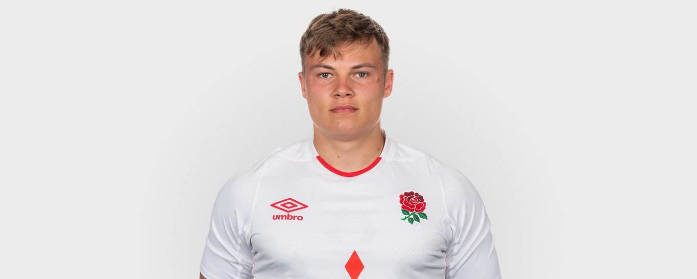 Saints' centre Tom Litchfield has been named in the England Under-20s squad