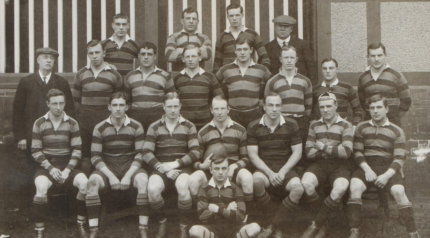 Northampton Saints 1909-10
