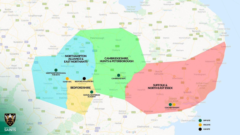 Academy Regions