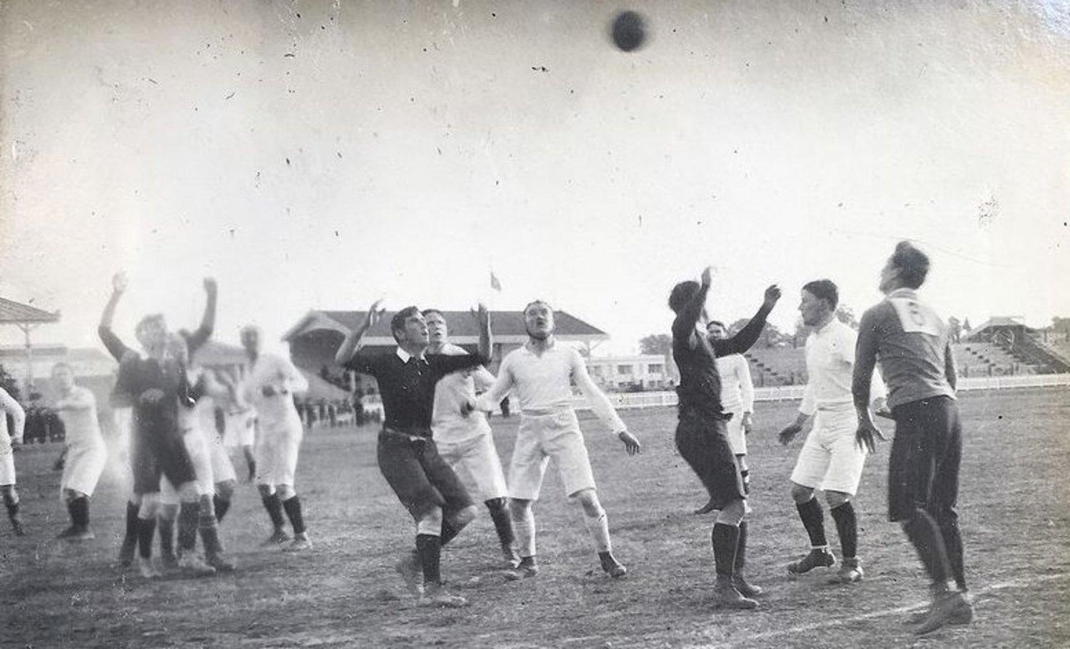 Lions vs Argentina 1910