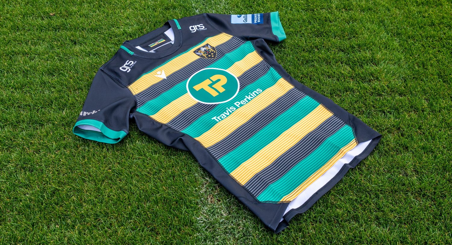 Northampton Saints jersey 2020/21