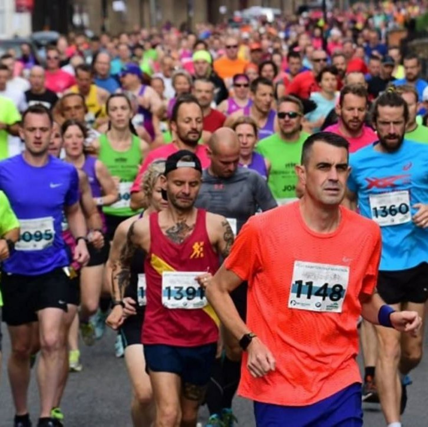 Northampton Half Marathon 2020 | 27 September 2020