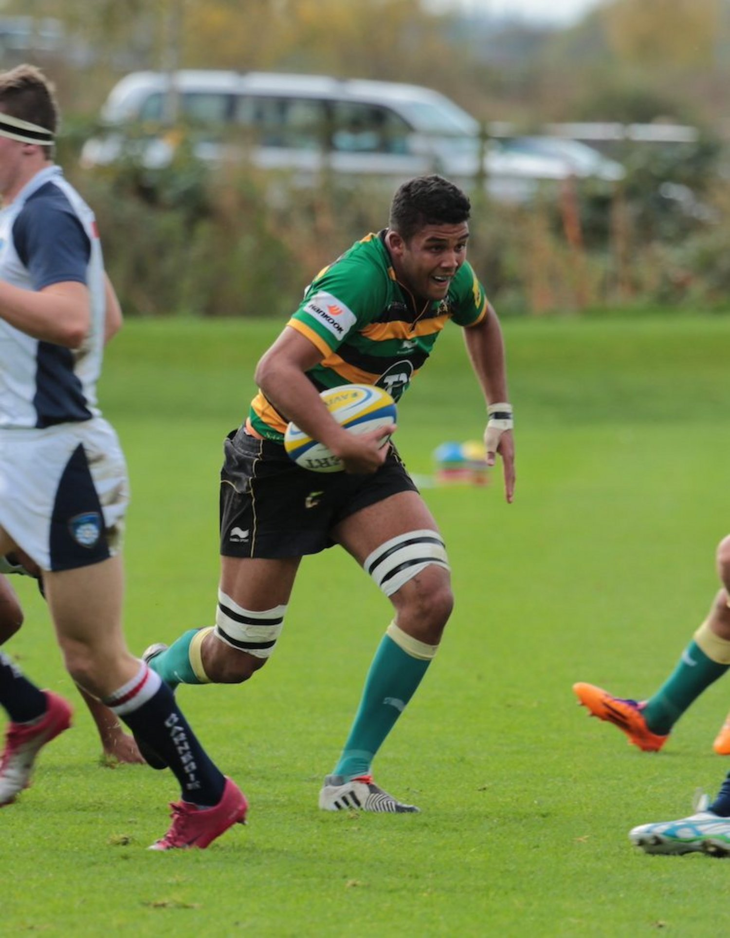 Lewis Ludlam came through Saints' Academy system