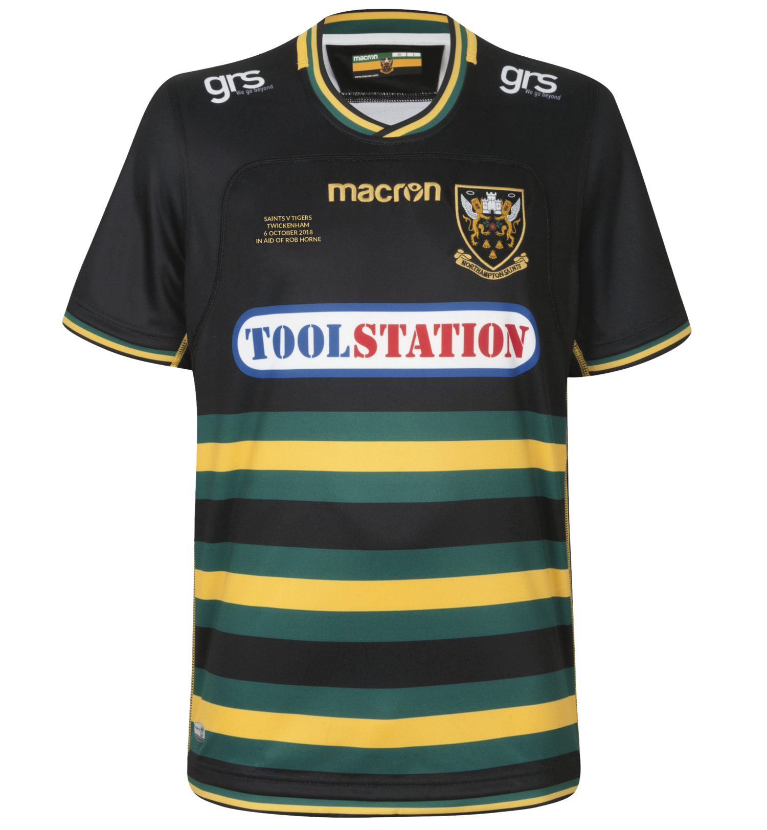 Rob Horne Embroidered Shirt