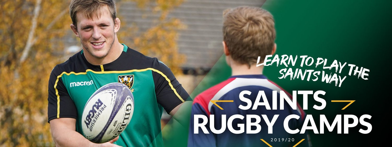 Northampton Saints Rugby Camps