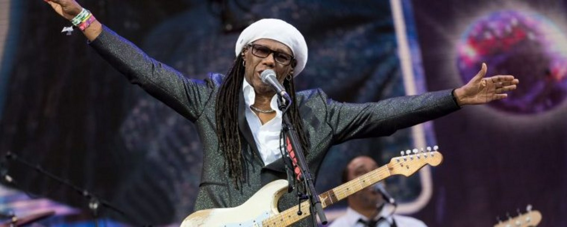 Hospitality at Nile Rodgers