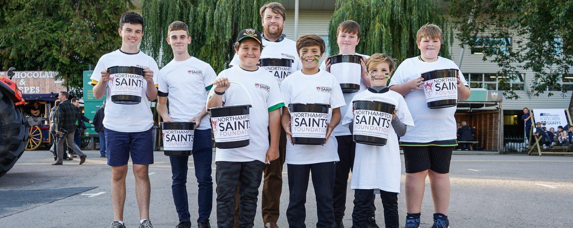 Support Northampton Saints Foundation